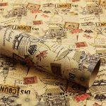 papier kraft noël TOP 2 image 4 produit