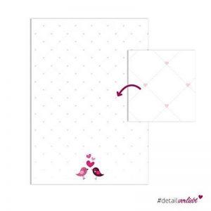 papier à lettre amour TOP 2 image 0 produit