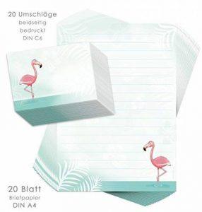 papier à lettre correspondance TOP 10 image 0 produit
