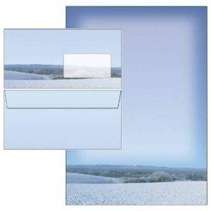 papier à lettre hiver TOP 2 image 0 produit
