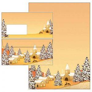 papier à lettre hiver TOP 6 image 0 produit