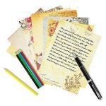 papier à lettre vintage TOP 3 image 3 produit
