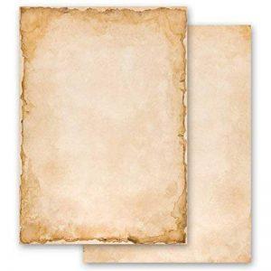 papier à lettre vintage TOP 4 image 0 produit