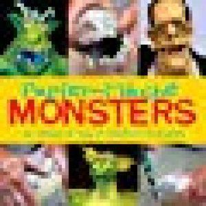 Papier-Mache Monsters: Turn Trinkets and Trash into Magnificent Monstrosities de la marque Dan Reeder image 0 produit