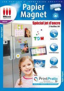 papier magnétique TOP 1 image 0 produit