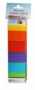 papier origami 3d TOP 1 image 0 produit