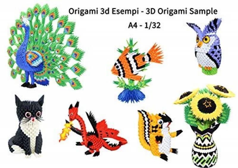Papier Origami 3d Votre Comparatif Pour 2019 Papiers