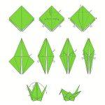 Papier Origami - 920 Feuilles d Origami Papier Couleur de Papier Origami Double Face 3 Tailles Pliage pour Origami Collection de 10 Couleurs Complémentaires Papiers Origami pour Enfants & Adultes de la marque PayFly image 4 produit
