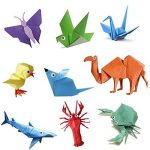 papier origami bicolore TOP 12 image 2 produit