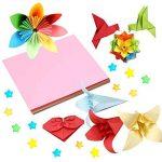 papier origami bicolore TOP 14 image 3 produit