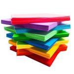 Papier Origami Couleur - 600 Feuilles Papier Couleur Double Face Carré Feuilles de Couleurs Origami Pour Projets Artistiques de la marque GoodtoU image 3 produit