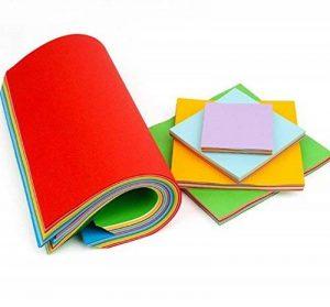 papier origami jaune TOP 8 image 0 produit