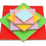 papier origami jaune TOP 8 image 1 produit