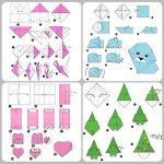 papier origami recto verso TOP 8 image 3 produit