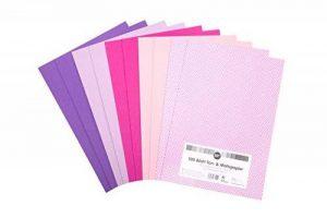 papier origami uni TOP 12 image 0 produit