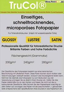 papier photo 10x15 pour imprimante laser TOP 10 image 0 produit