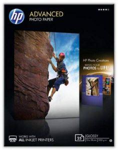 papier photo 13x18 hp TOP 2 image 0 produit