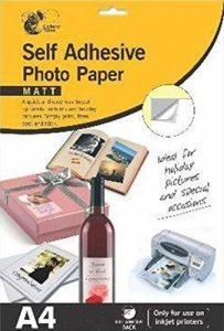 papier photo adhésif a4 TOP 6 image 0 produit