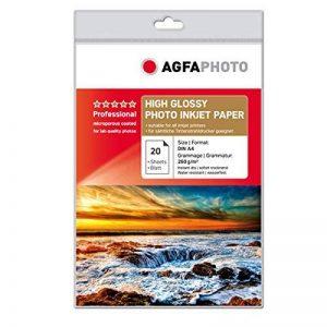 papier photo agfa TOP 3 image 0 produit
