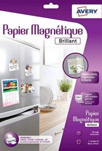 papier photo autocollant a4 TOP 7 image 0 produit