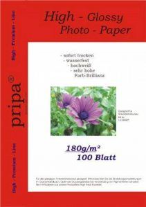 papier photo brillant a4 180g TOP 4 image 0 produit