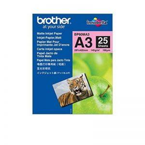 papier photo brother a3 TOP 1 image 0 produit