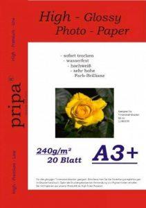 papier photo brother a3 TOP 6 image 0 produit