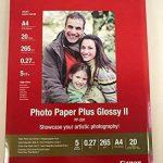 papier photo canon pixma TOP 8 image 1 produit