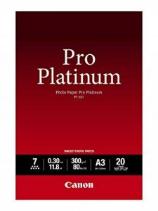 papier photo canon pro platinum TOP 5 image 0 produit