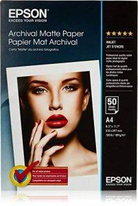 papier photo epson 13x18 TOP 1 image 0 produit