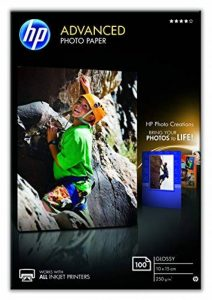 papier photo hp advanced 10x15 TOP 5 image 0 produit