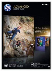 papier photo hp advanced 10x15 TOP 6 image 0 produit