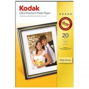 papier photo kodak 10x15 TOP 2 image 0 produit