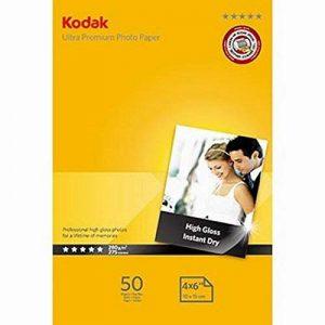 papier photo kodak 10x15 TOP 6 image 0 produit
