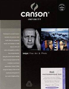 papier photo rag TOP 2 image 0 produit