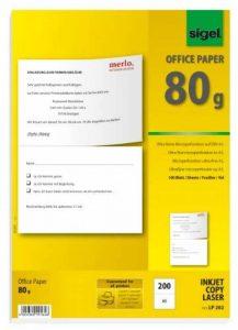 papier pour impression recto verso TOP 4 image 0 produit