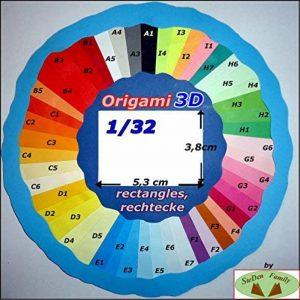 papier pour origami 3d TOP 1 image 0 produit