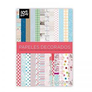 Papier Scrapbooking A4 de la marque Busquets image 0 produit