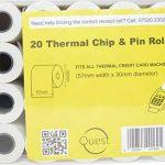 papier thermique 57 mm TOP 7 image 2 produit