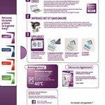 papier thermocollant à imprimer TOP 8 image 1 produit