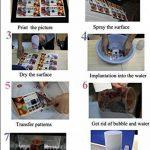 papier transfert décalcomanie TOP 8 image 3 produit