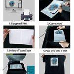 papier transfert imprimable TOP 11 image 2 produit