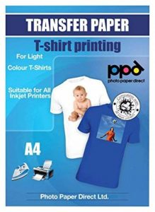 papier transfert laser TOP 2 image 0 produit