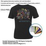 papier transfert t shirt couleur TOP 5 image 4 produit