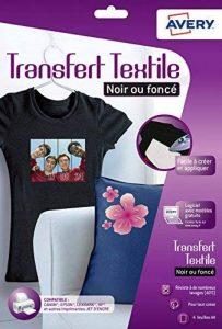 papier transfert textile utilisation TOP 0 image 0 produit