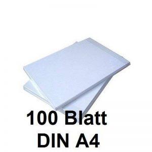papier transfert thermique TOP 11 image 0 produit