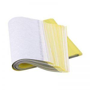 papiers transferts feuilles TOP 4 image 0 produit