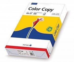 Papyrus papier copie Couleur Laser satiné DIN A3(29.7x 42cm 120g 250feuilles Blanc de la marque Papyrus image 0 produit