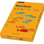 Papyrus Rainbow 88042434 A3 Papier Multi-usages 80 g/m ² 500 feuilles Orange de la marque Papyrus image 1 produit