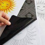 Pelikan 1015G Noir Papier carbone pour machine à écrire–Boîte de 100feuilles de la marque Pelikan image 2 produit